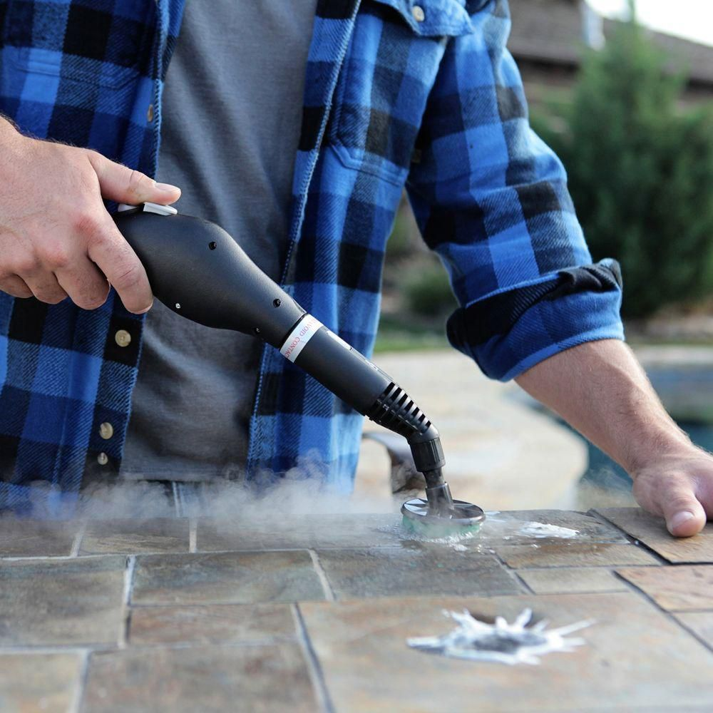Grout steam cleaner how well does it work dailygadgetfo Image collections