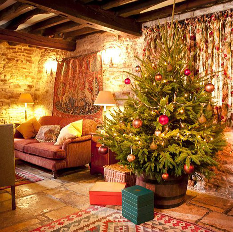 Uk Country House Holiday Breaks For Christmas