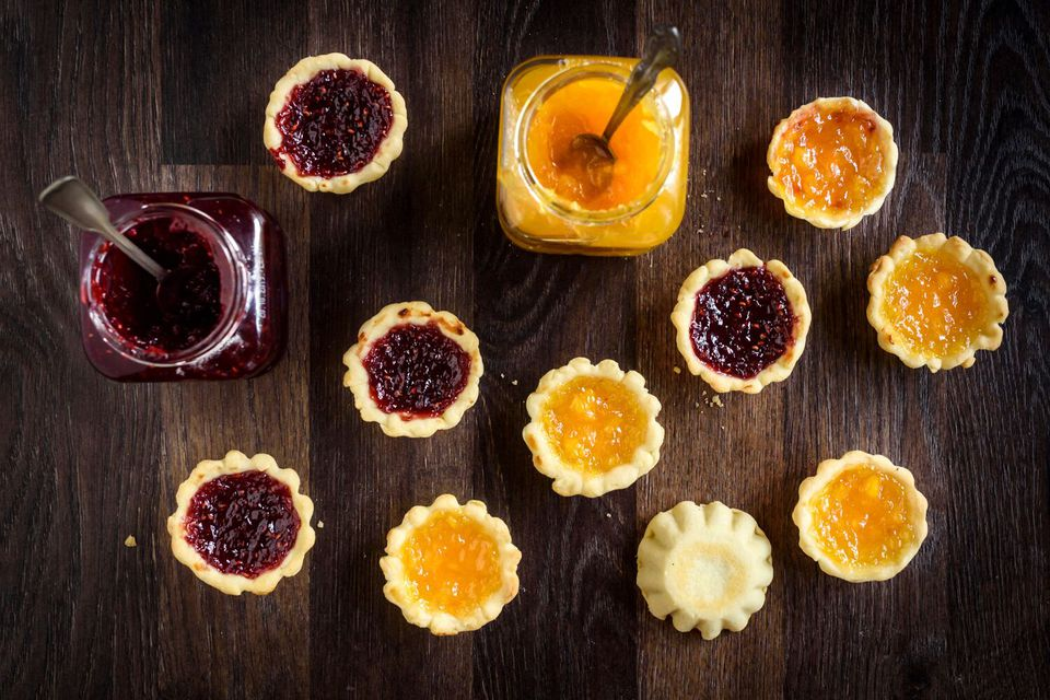 Traditional Jam Tarts