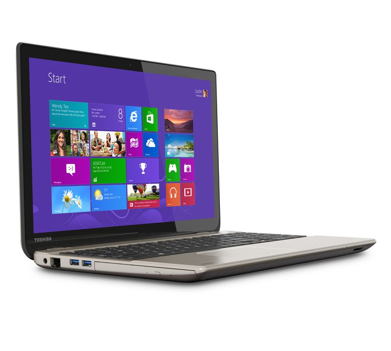 Toshiba Satellite P55t 15-inch Laptop