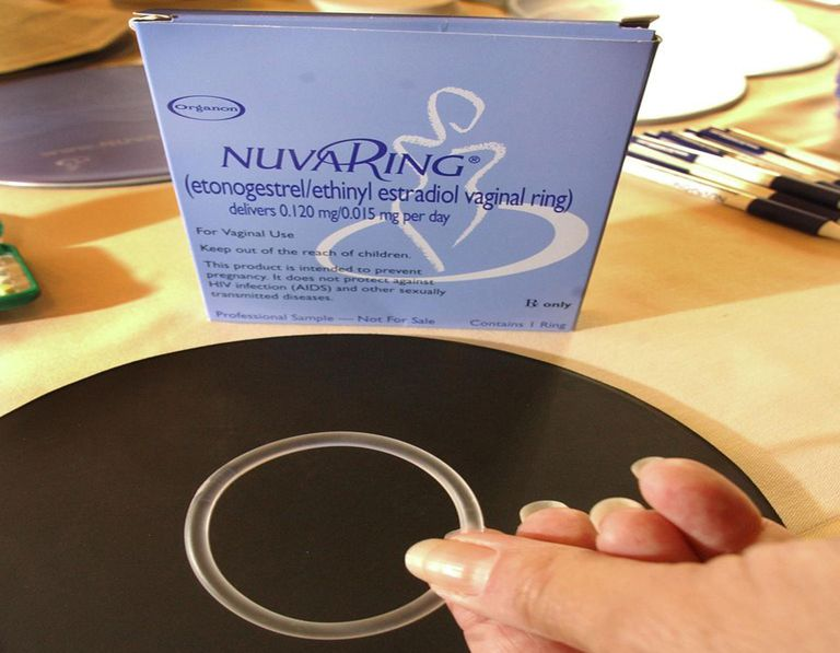 NuvaRing - Birth Control Vaginal Ring