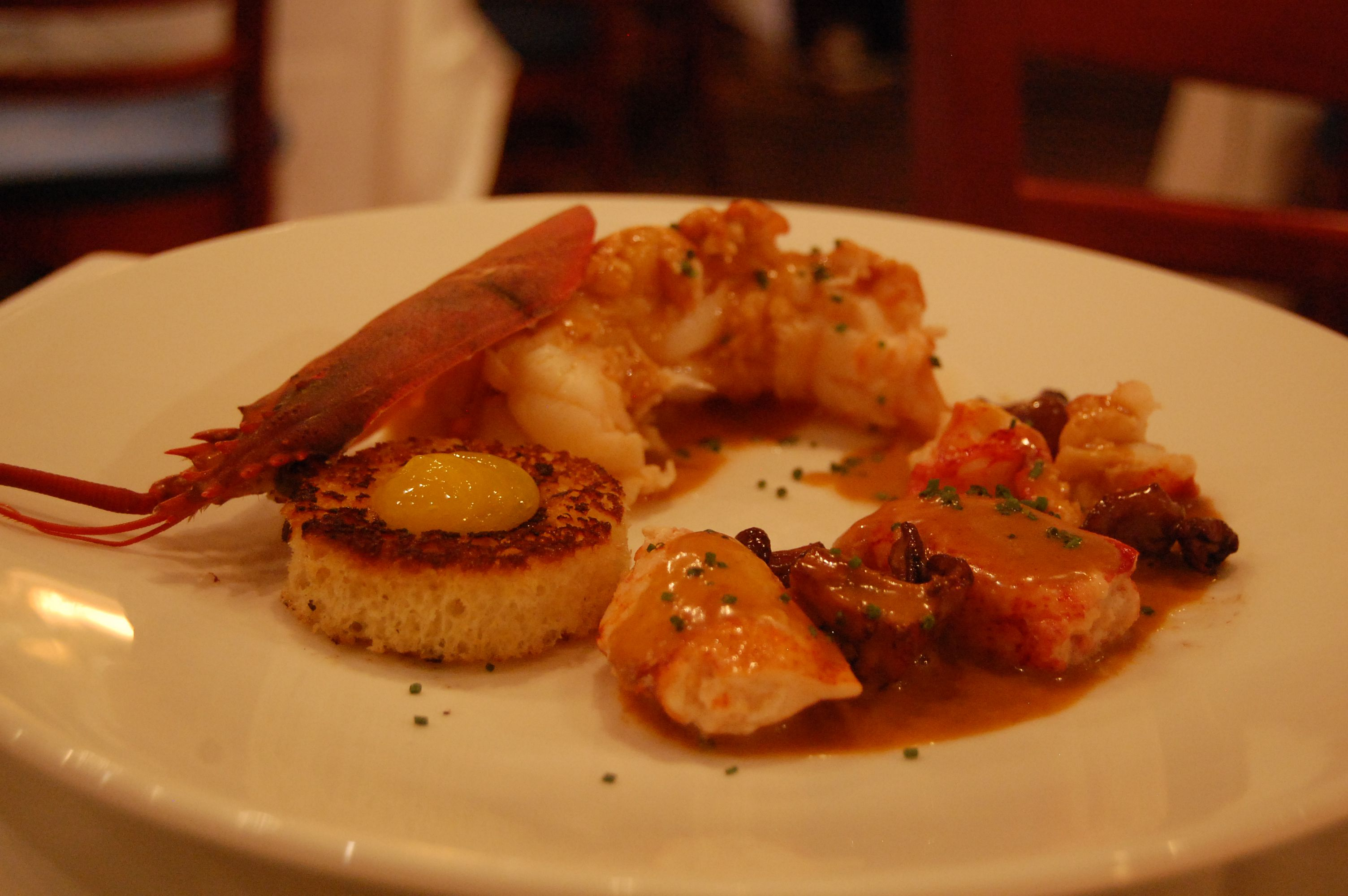 Classic Lobster Newburg Recipe