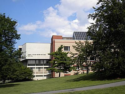 Ithaca College Whalen Center for Music