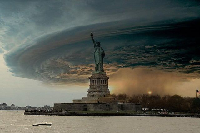 Fake Storm Photos - Hurricane Sandy