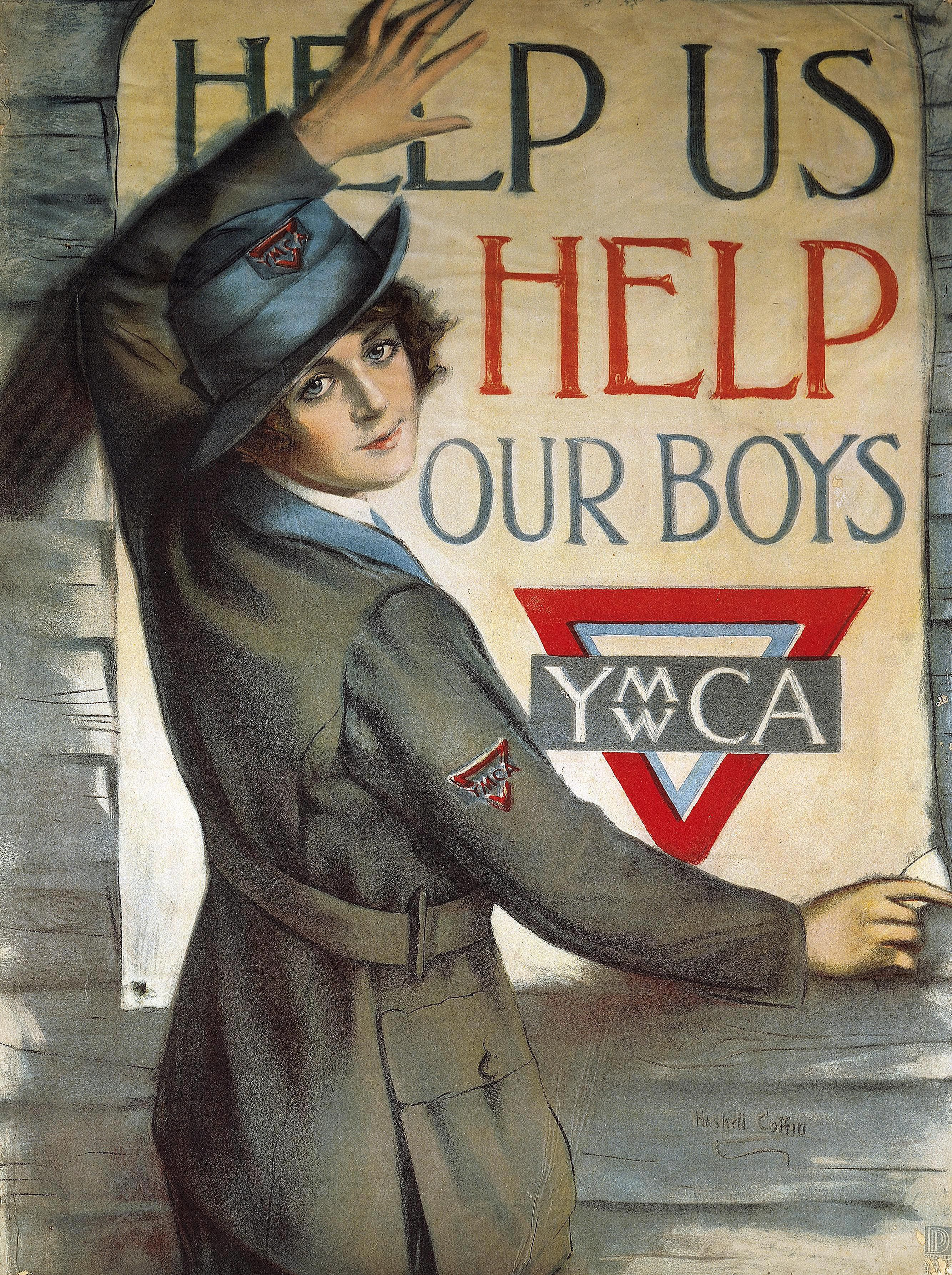 An Overview of Women Entering the Workforce During WW1