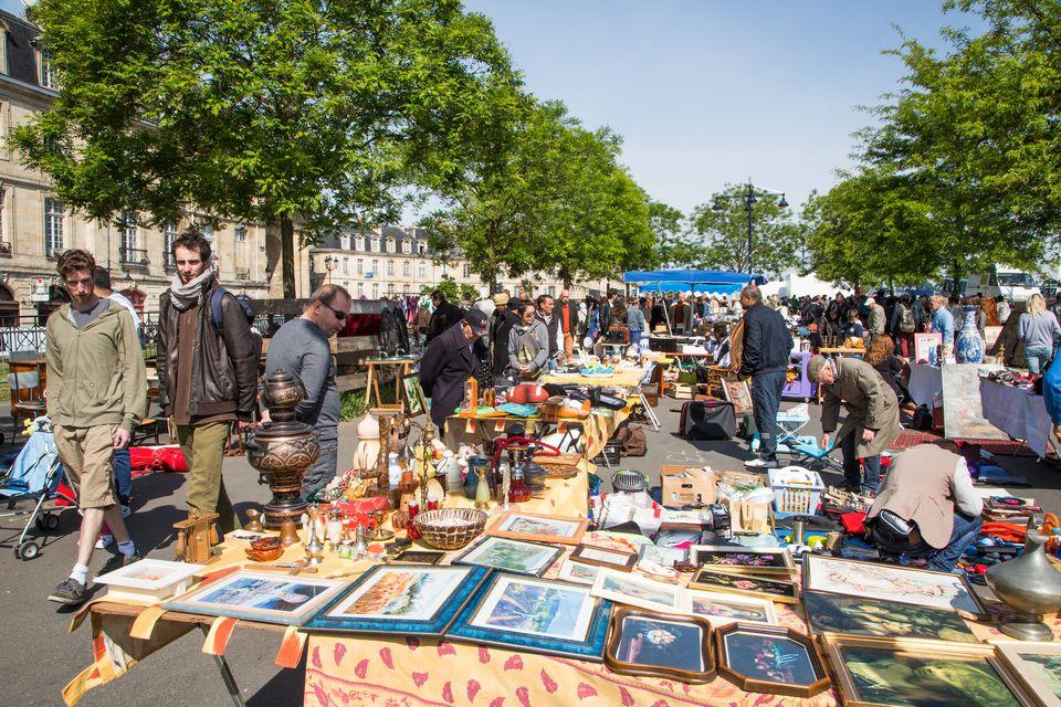 France flea market