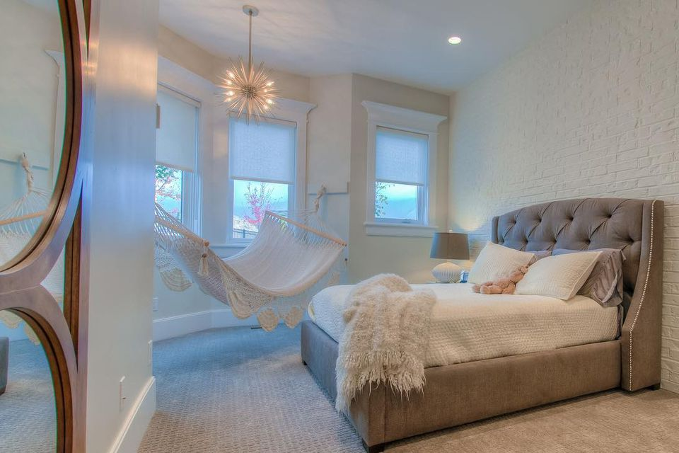 small hammocks for bedrooms 20 indoor hammock decorating ideas 17276