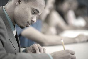Student Applying for an Internship