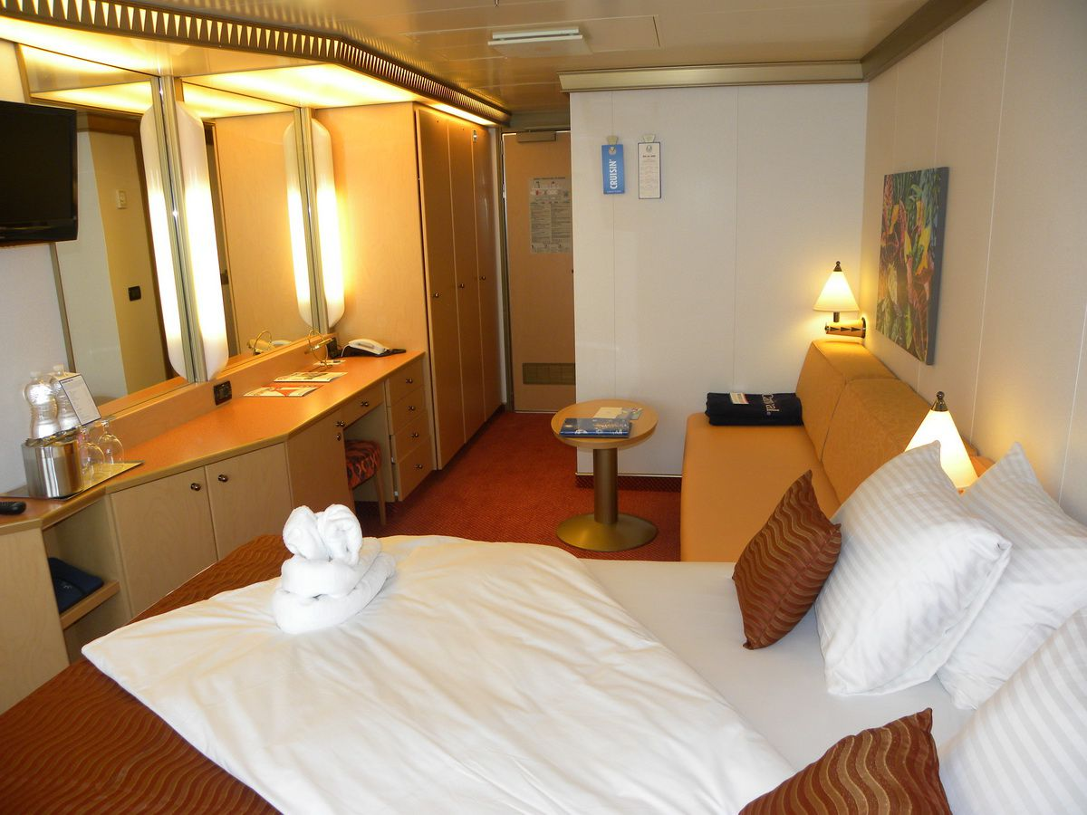 Carnival Horizon: Photos, amenities on Carnival's newest Carnival dream suite photos