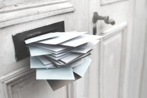 Too Much Mail!
