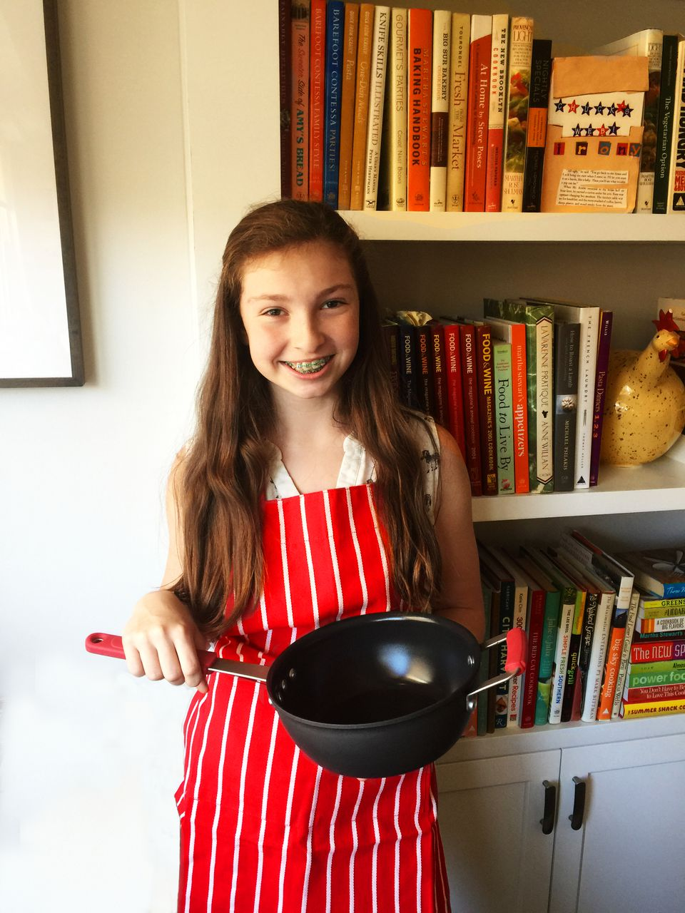 Trixie Apron Kitchen Gifts for Kids