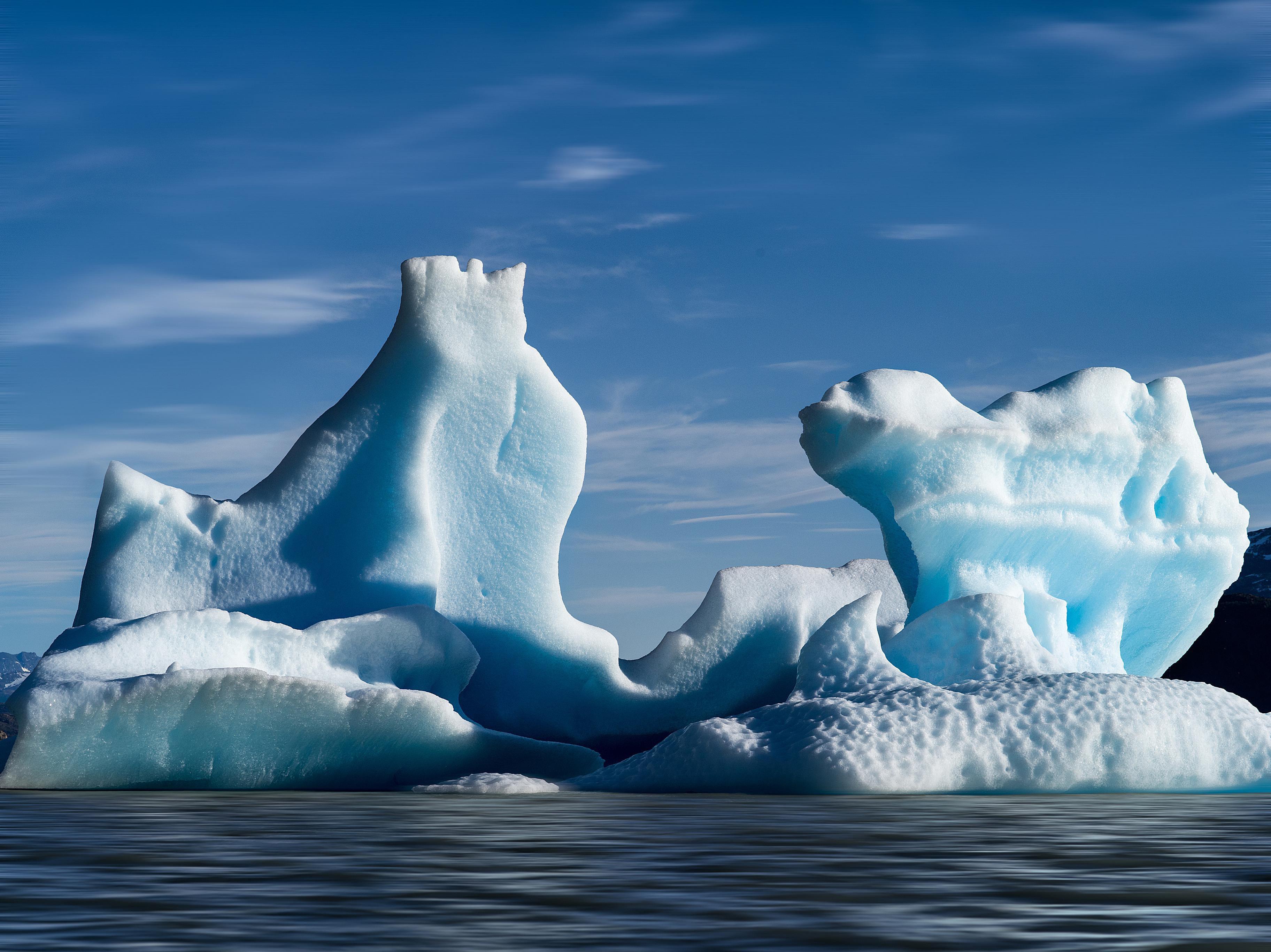 Homemade Iceberg Experiment