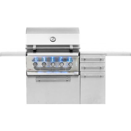 Lang BBQ Smokers 36-Inch Hybrid Patio Smoker/Grill Review
