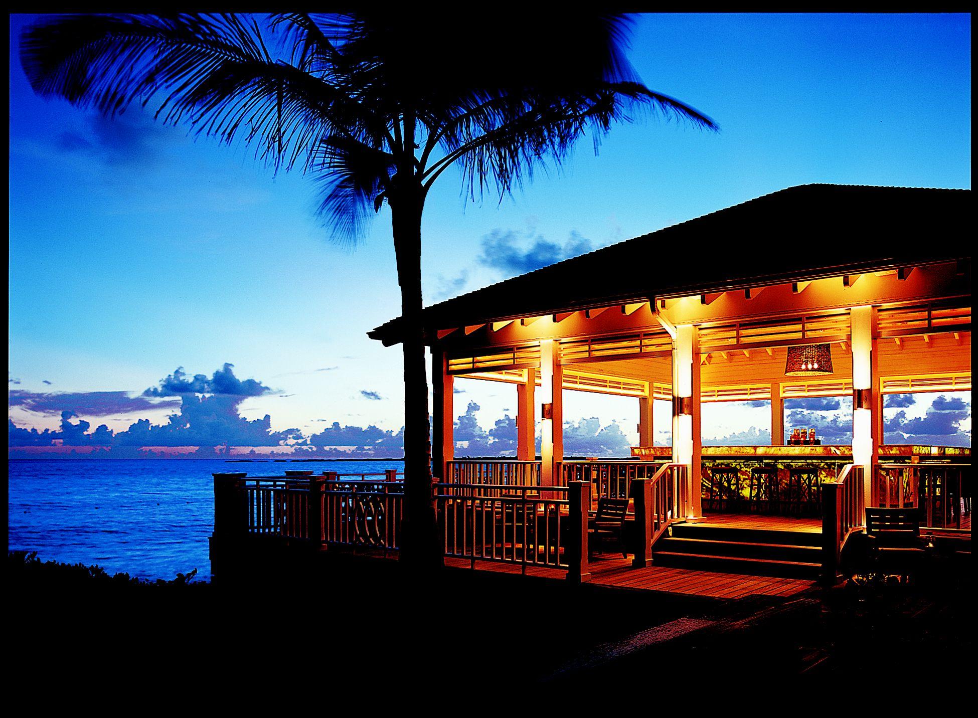 Review Of Dune Restaurant On Paradise Island Bahamas