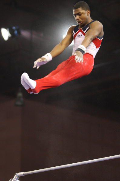 John Orozco Gymnastics Picture
