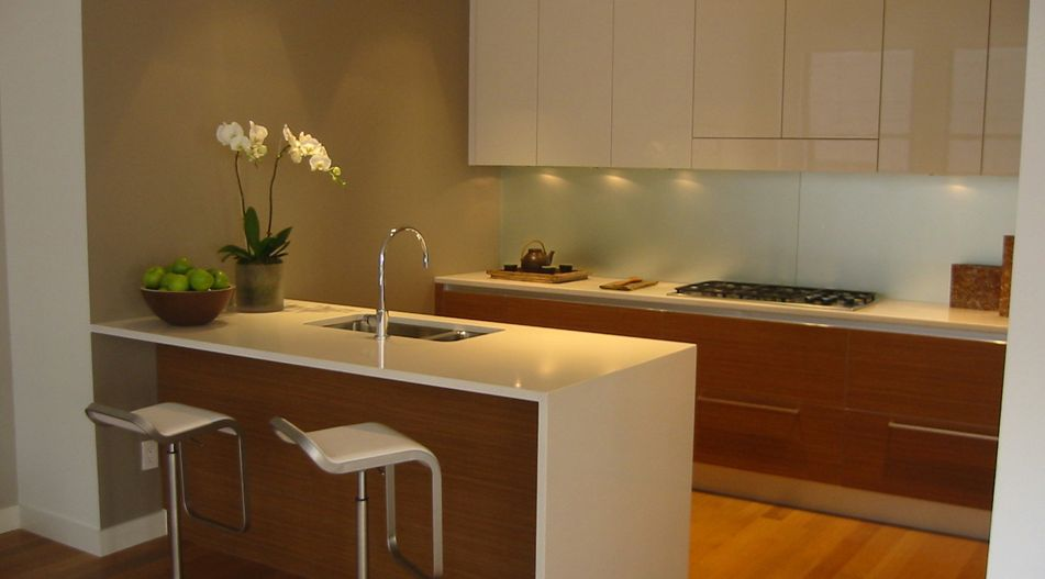 Kitchen Countertops Quartz solid surface vs. quartz countertop