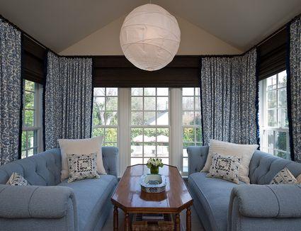 classic americana in toluca lake - Clasic Living Room