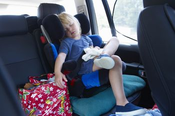 Oklahoma Child Car Seat Laws