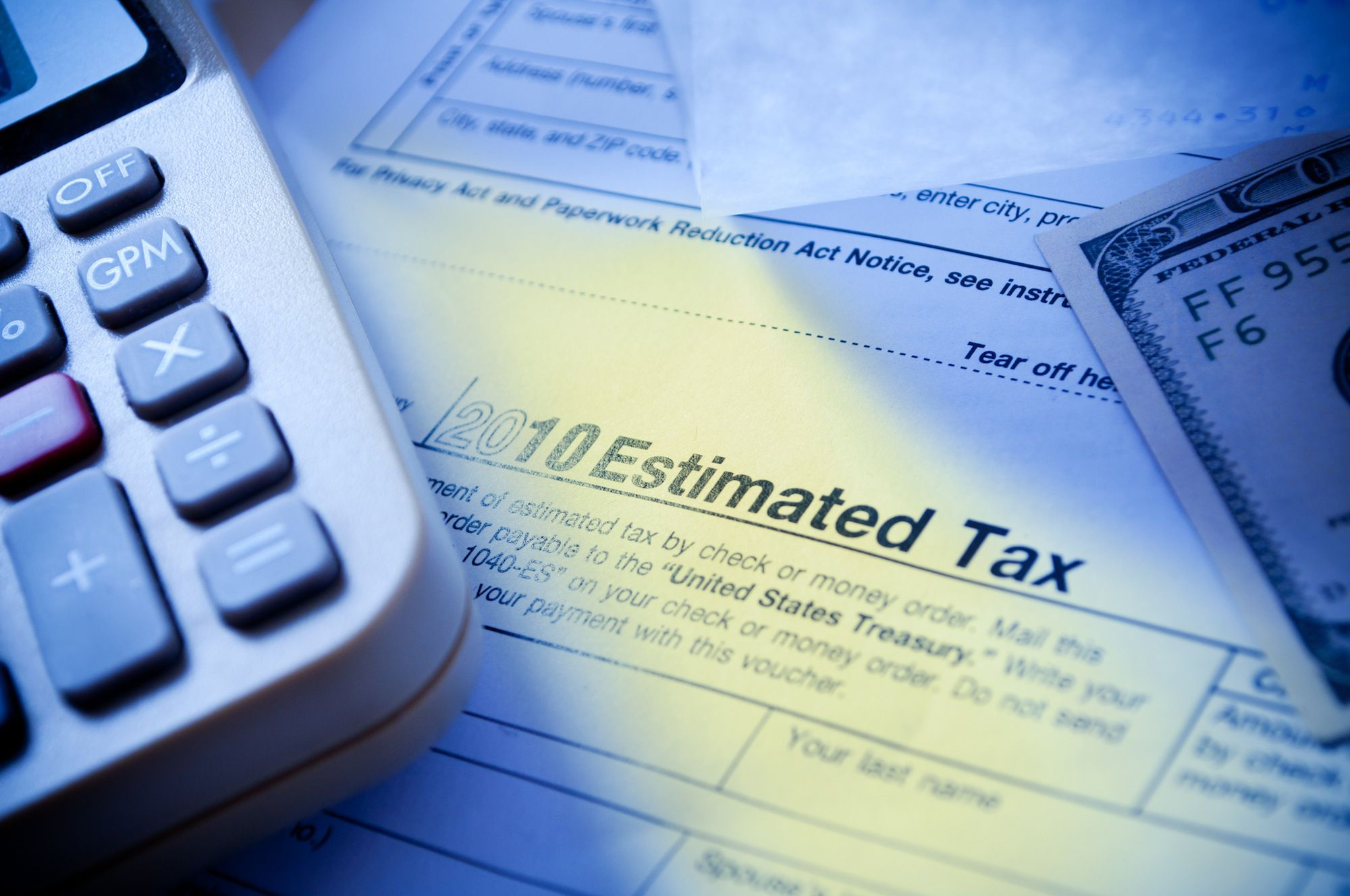 How to Calculate Estimated Taxes and Associated Penalties