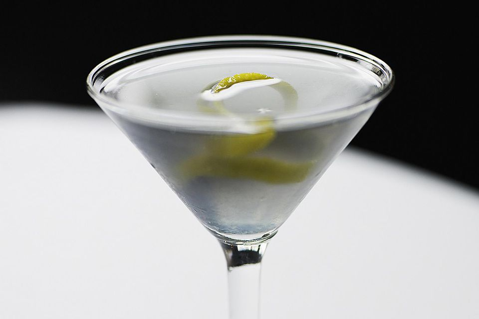 James Bond's Vesper Martini