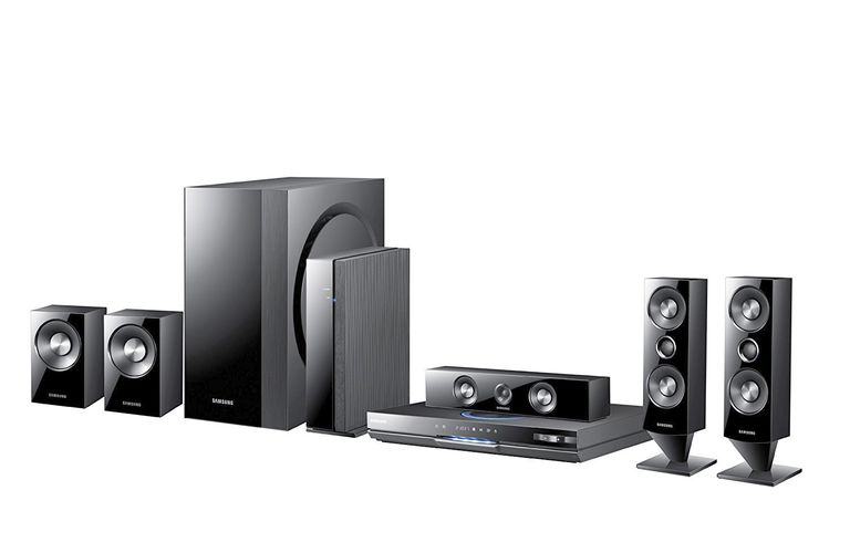 Samsung HT-D6500W Home Theater-in-a-Box System