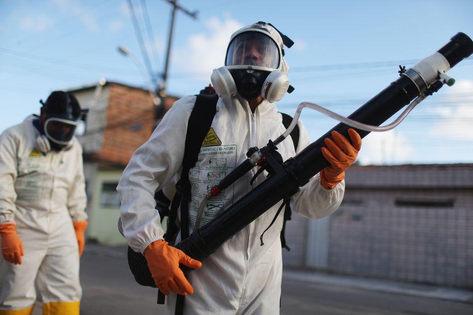 Measures against Zika