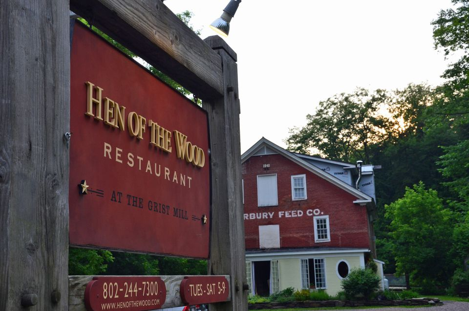 Hen of the Wood Restaurant VT