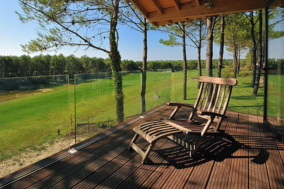 House exterior, modern contemporary, architecture, terrace, deck, sun, wood, glass, view, tiles, pine