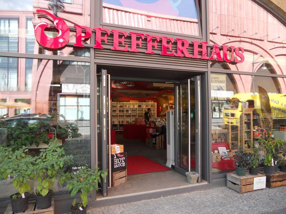 Pfefferhaus in Berlin