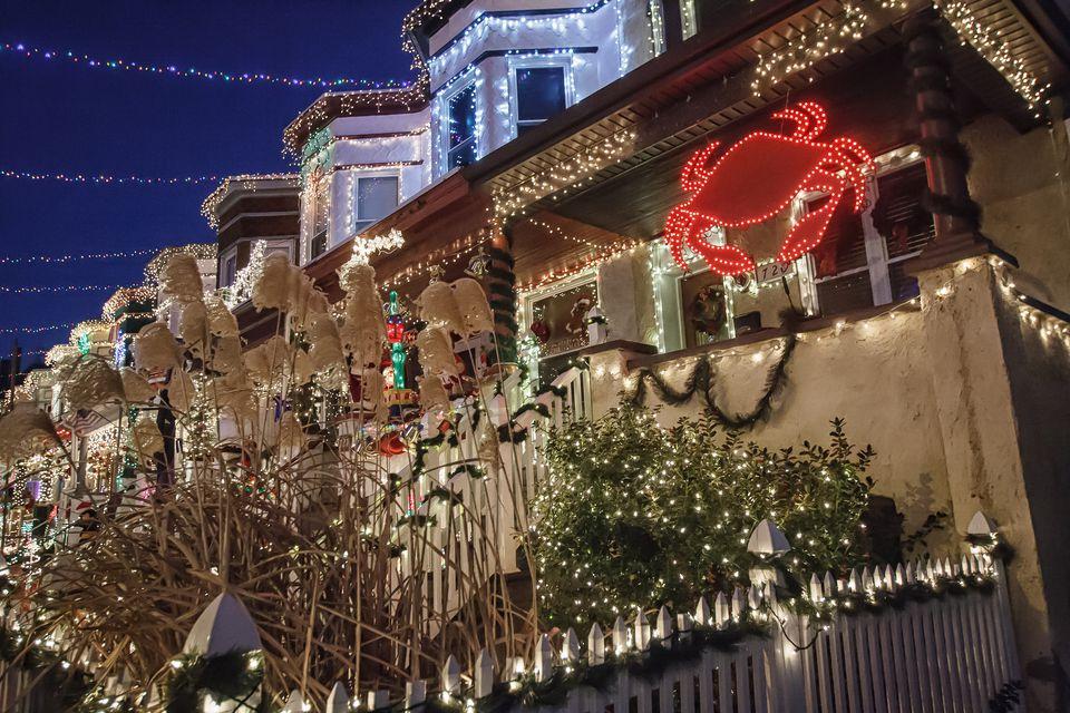 Baltimore Miracle on 34th Christmas