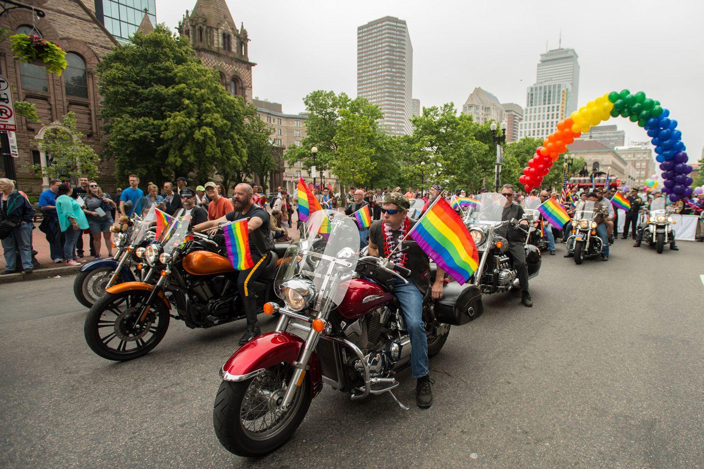 Gay Boston: New Englands big city