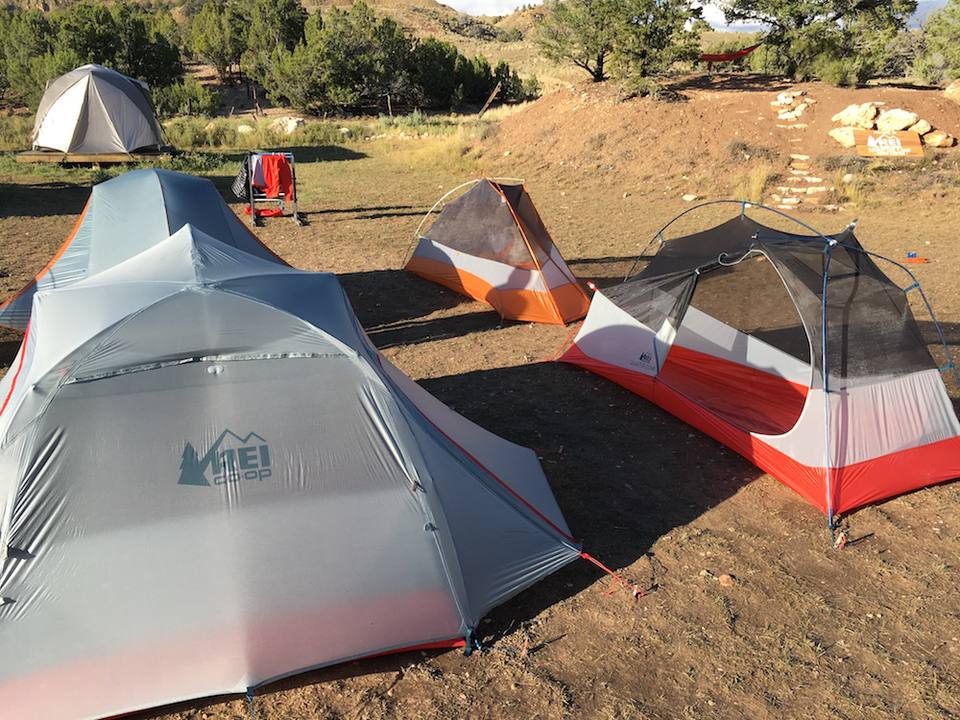 REI Quarter Dome Tents