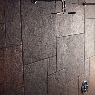 bathroom shower tile idea