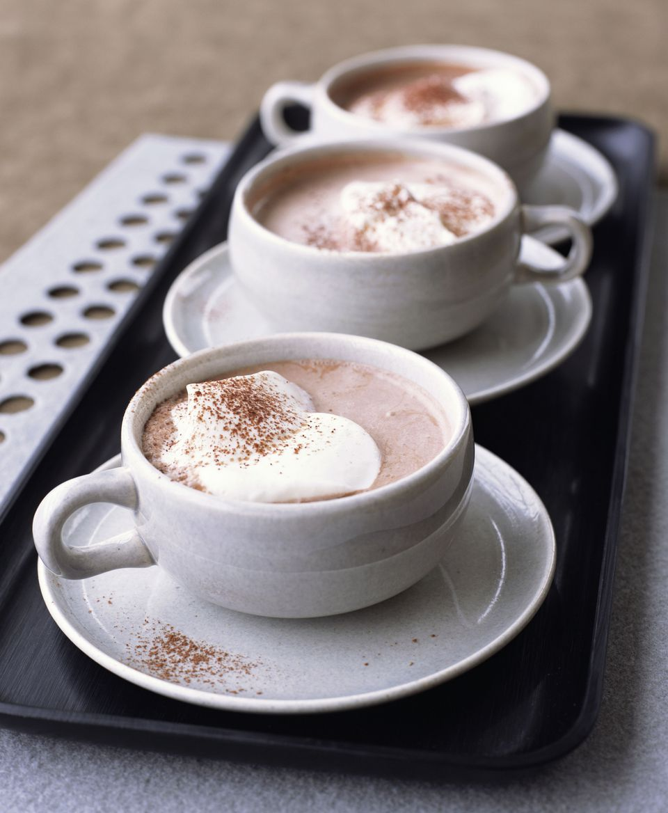 dutch hot chocolate