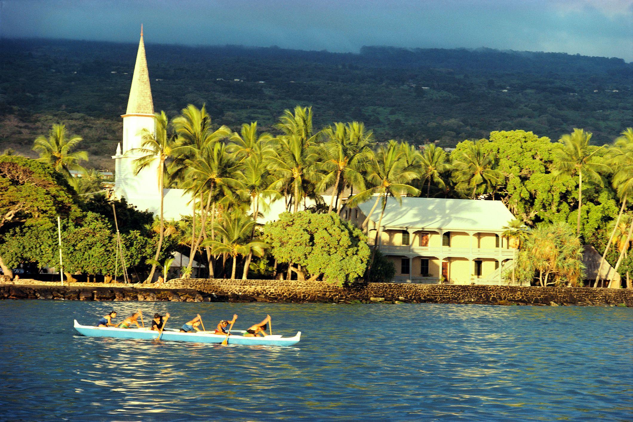 Kona Coast, Big Island, Hawaii без смс