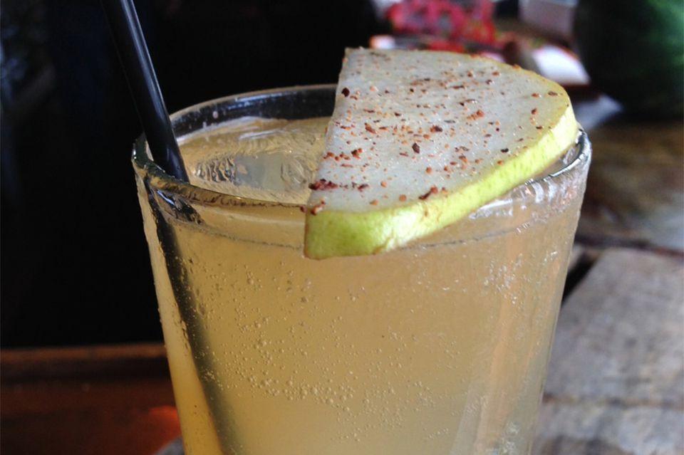 Jonny Cimone's Pear Naked Sailor Cocktail
