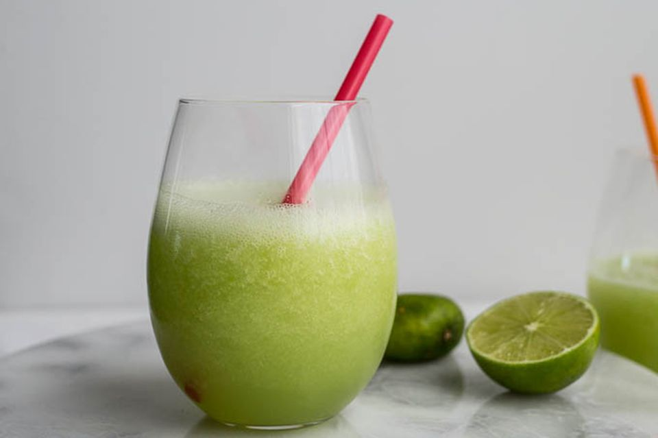 Frozen Honeydew Daiquiri