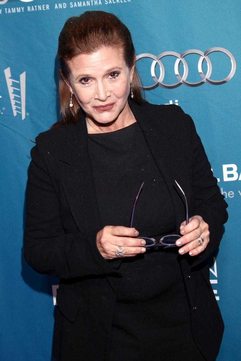 Carrie Fisher Bipolar Disorder