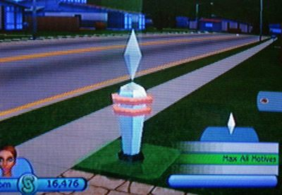 Image of The Sims 2 Cheat Gnome