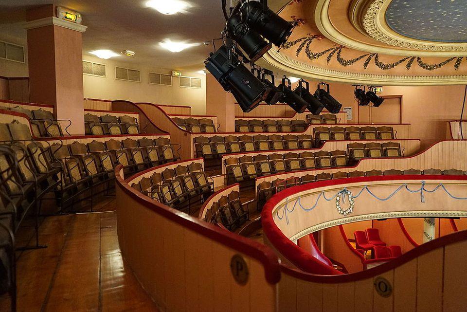 Saint Dizier theatre