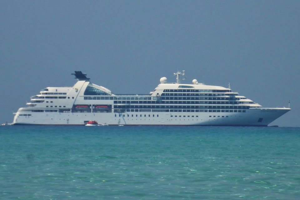 Seabourn Sojourn cruise ship of Seabourn Cruises