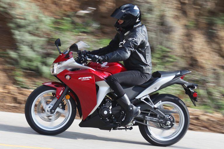 2011 Honda CBR250R Review