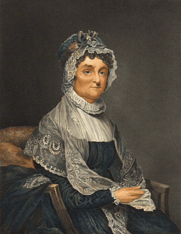 Abigail Adams Portrait