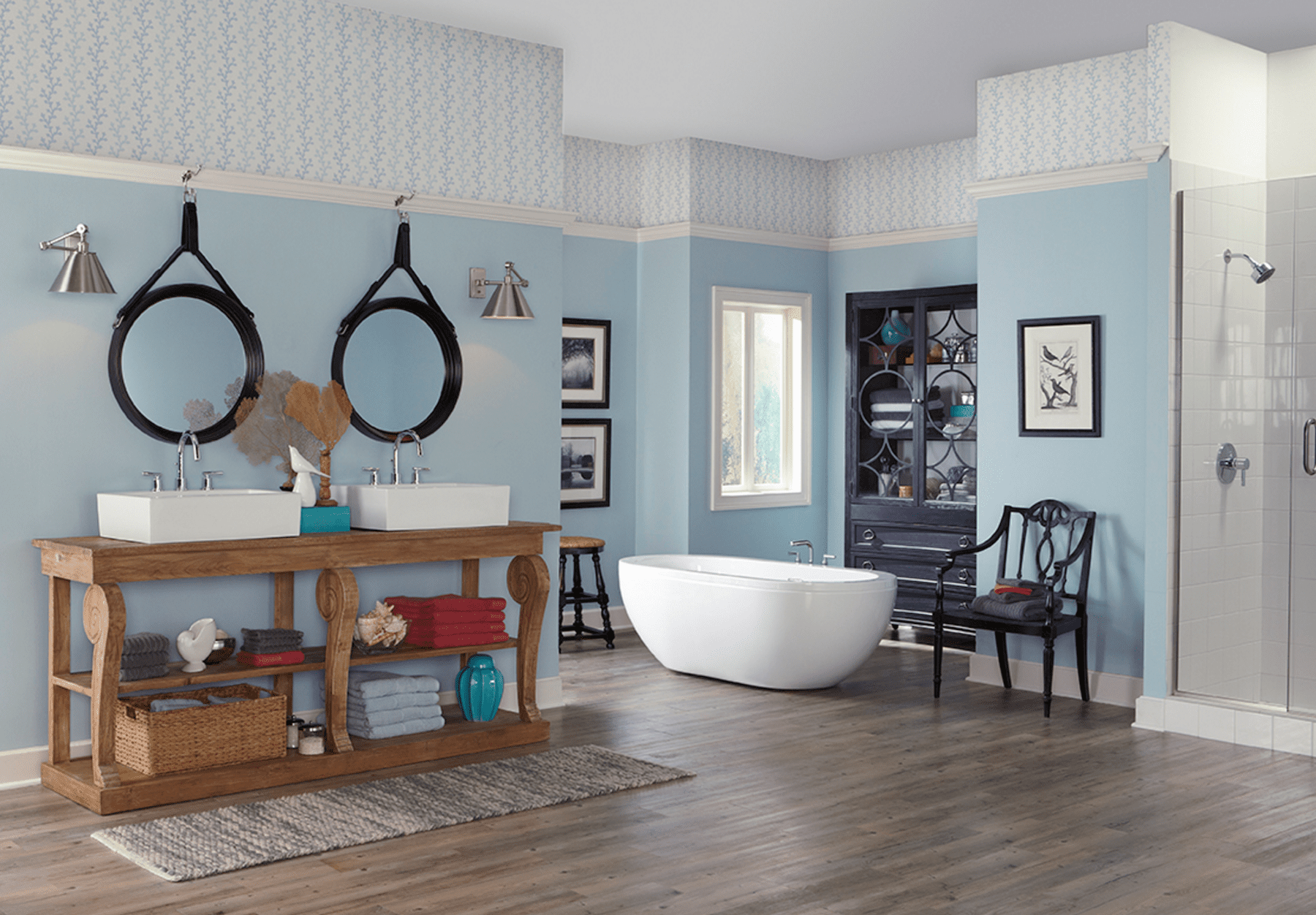 HGTV Home by Sherwin-Williams, Softer Side Palette