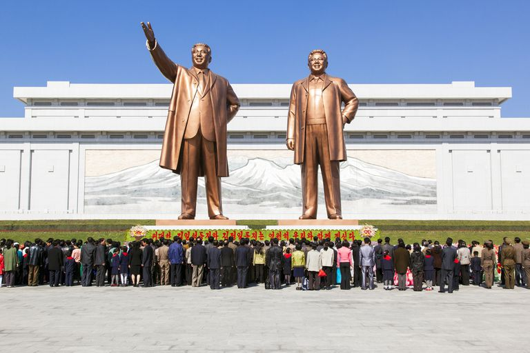 North Korea, which, unsurprisingly, the government has issued a travel warning for