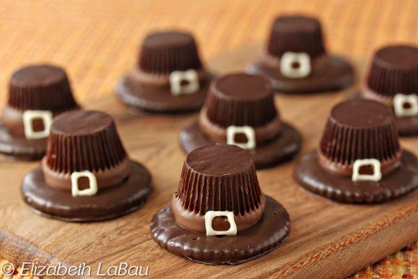 Pilgrim Hats Candy