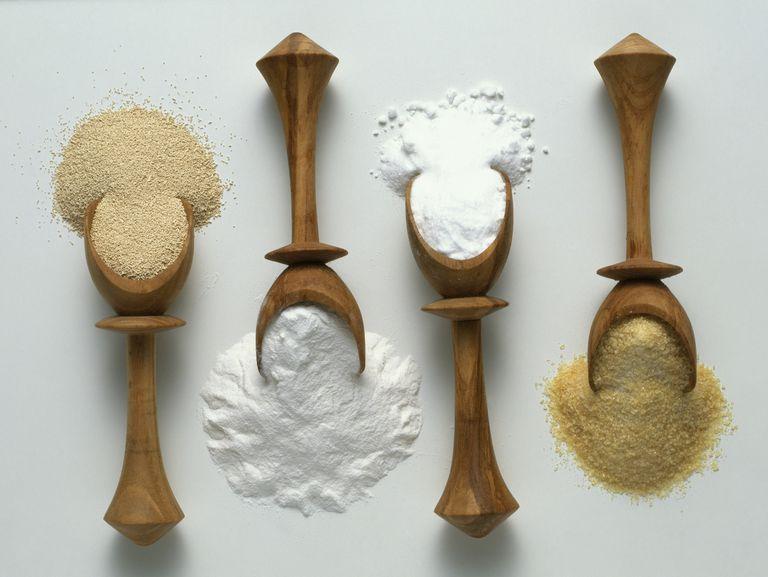 Baking powder has a relatively short shelf life.