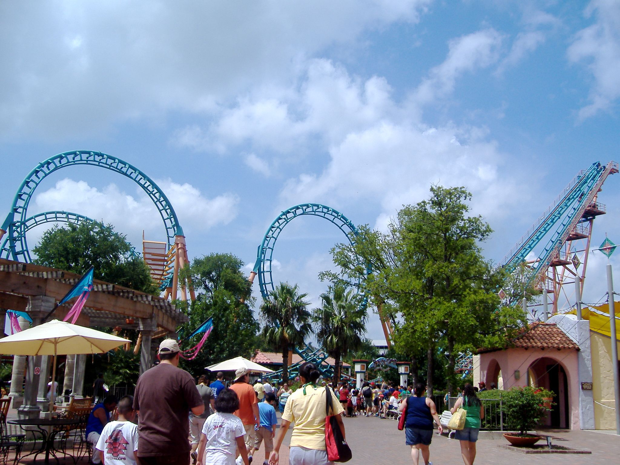 amusement park and vacation destination vacation Vacation is the word fun, shopping, adventure and a lot more it is not easy to plan a great vacation, and if you eliminate pick from two of the best vacation spot.
