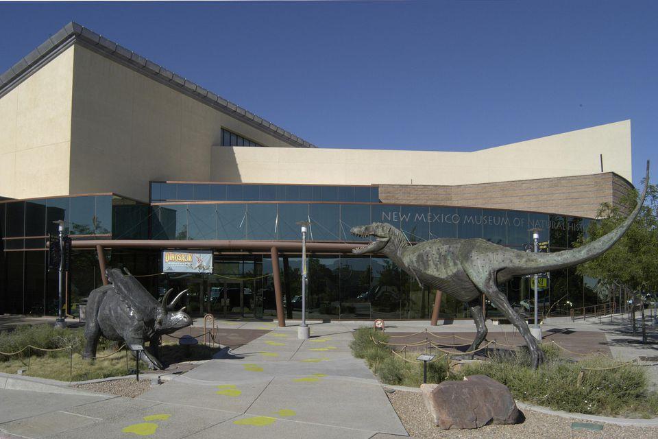 Dinosaur Statures