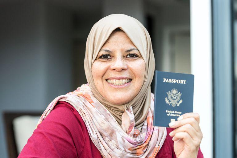 Hijab in Photo ID